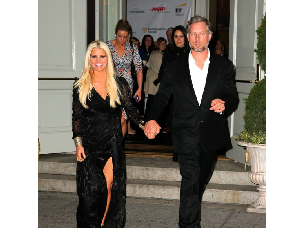 The secret of Jessica Simpson to keep alive the flame of love